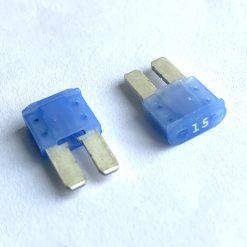 Предохранитель МИКРО 2 Littelfuse MICRO2® 0327015.UXS Fuse 15A оригинал