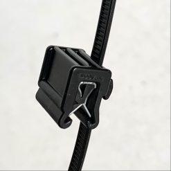 Кабельные стяжки с крепежным элементом T50ROSEC21 HellermanTyton Art 150-00010 Made in Germany