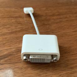 Адаптер Apple Mini DisplayPort to DVI Adapter MB570Z/B no box Model A 1305