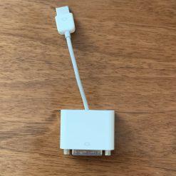 Адаптер Apple Mini DisplayPort to DVI Adapter (MB570) no box