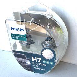 Philips X-tremeVision Pro150 12972XVPS2 H7 + 150%