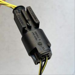 Разъём автомобильный 2 pin TE Connectivity 1-967079-3