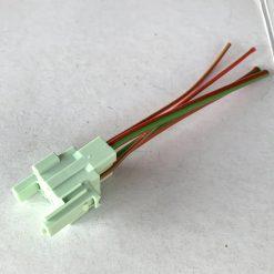 AUDI VW 4H0937528 Разъём 4 pin для реле 70A оригинал