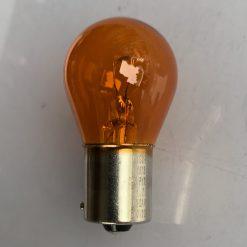 Tungsram 1073 PY21w 24v BAU15s Amber