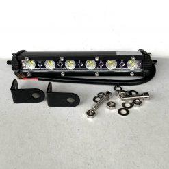 Фара светодиодная D4 18W ближний свет узкая (1 шт.)