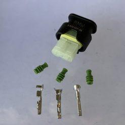 BMW 6925597-04 разъём 3 pin (без провода) оригинал