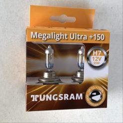 TUNGSRAM 58520NXNU H7 Megalight Ultra +150%