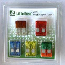 Littelfuse ATO fuse assortment набор предохранителей 10 шт оригинал