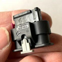 AUDI VW 4F0973705 разъём 5 pin GERMANY оригинал (без провода)