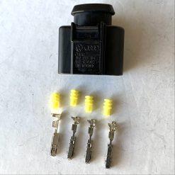 AUDI VW 8K0973704 Разъём 4 pin CHINA (без провода)